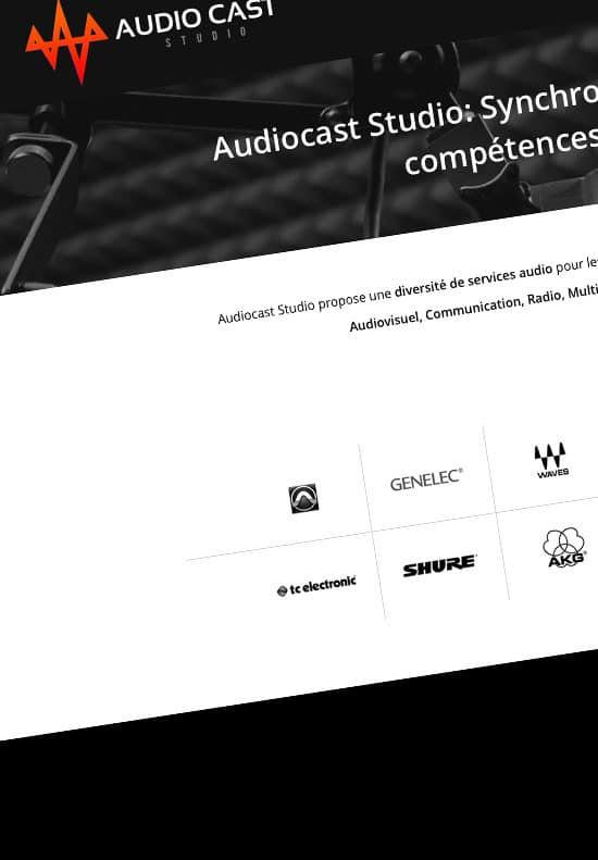 Audiocast